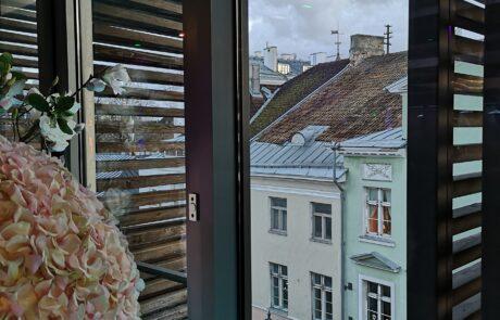 Imeline vaade Tallinna vanalinnale