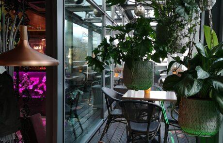 Katusekohvik lounge Tallinn