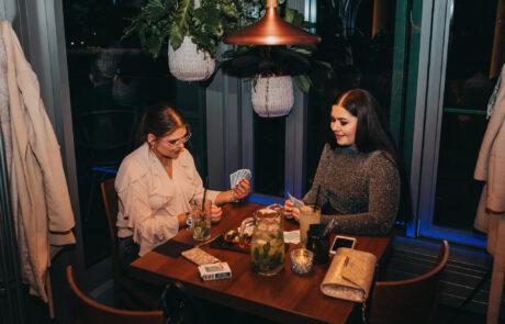 Katusekohvik lounge in Tallinn