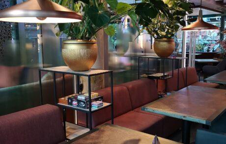 Katusekohvik lounge & restaurant Tallinn