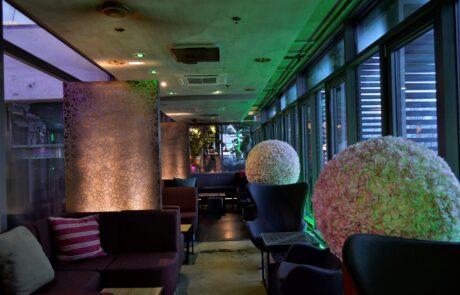 Katusekohvik shisha lounge in Tallinn