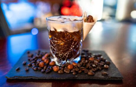 Katusekohvik cocktails