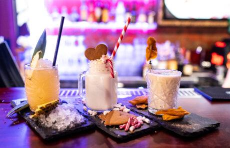 Katusekohvik cocktail bar Tallinn