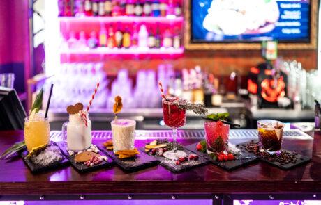 Katusekohviku kokteilid