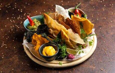 Katusekohvik food menu